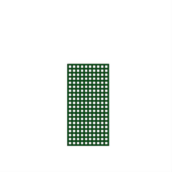 Panneau petite maille carrée – T105