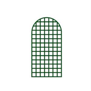 Panneau arrondi maille carrée – T12