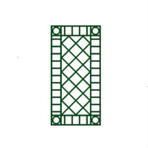 Panneau chartrené – T40