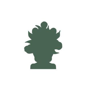 Pot de fleur – F32